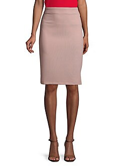 96b423fcc6 QUICK VIEW. Philosophy Apparel. Classic Stretch Pencil Skirt
