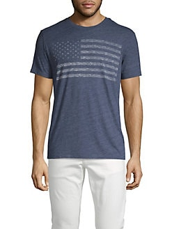 e568e60e5271 QUICK VIEW. Lucky Brand. USA Flag Graphic Tee