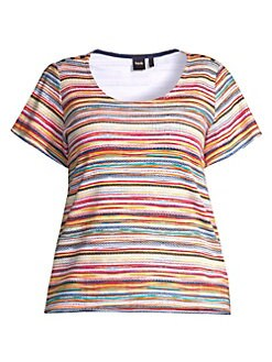 b7f2a91c860e Women - Extended Sizes - Plus Size - Tops - T-Shirts & Knit Tops ...