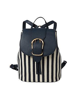 e414150fe Lauren Ralph Lauren - Striped Bucket Bag - lordandtaylor.com