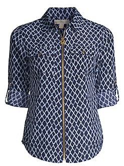 fc5754c0e Petite Tops: Shirts and Blouses for Petites | Lord + Taylor