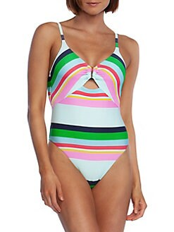 122165624c42 One Piece Swimsuits  Bandeau