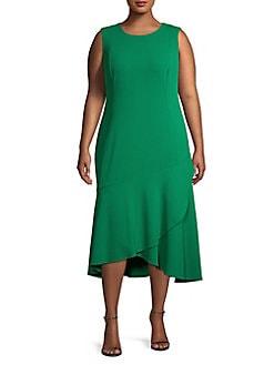 0a0c8f11969f Plus-Size Cocktail Dresses   Formal Dresses