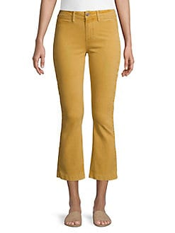 909713e74 QUICK VIEW. Paige Jeans. Colete Cropped Flared Jeans