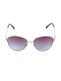 4525628134 Product image. QUICK VIEW. Vince Camuto. 63MM Cat Eye Sunglasses