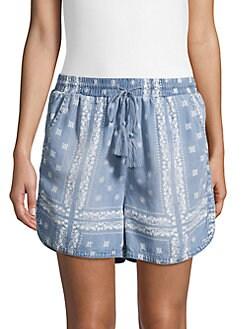 4e55484b932 Women s Shorts  High-Waisted