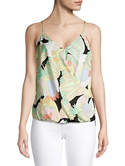 b23f4c6191aa0 QUICK VIEW. Bailey 44. Printed Wrap Top