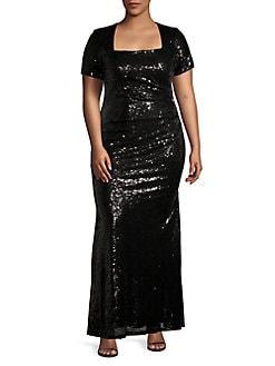 a2ff294d3fbc3 Women - Extended Sizes - Plus Size - Dresses & Jumpsuits - Evening ...