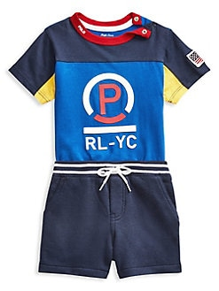 7c589437b4a361 QUICK VIEW. Ralph Lauren Childrenswear. Baby Boy s ...
