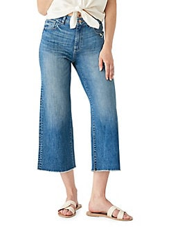 7cf02883f194 QUICK VIEW. DL1961. High-Rise Cropped Jeans