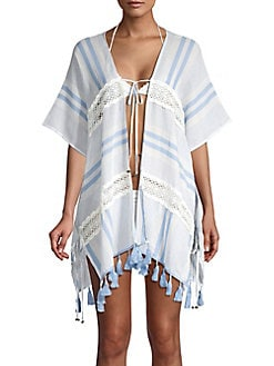 302ac476081da Women - Clothing - Swimwear & Cover-Ups - Cover-Ups - lordandtaylor.com