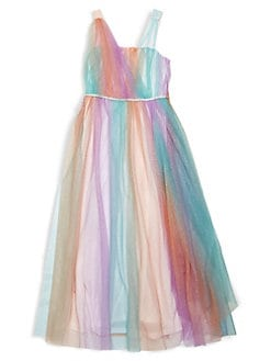 27dca63dca719 QUICK VIEW. Iris   Ivy. Girl s Rainbow Gown
