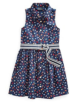 5138f62be7 QUICK VIEW. Ralph Lauren Childrenswear. Little Girl s ...