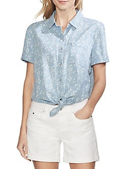 757a7db525f74 Women s Button Down and Collared Shirts