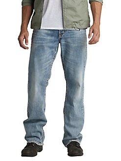 297ec65f5cf Men's Relaxed-Fit Jeans: Boot Cut & More | Lord + Taylor