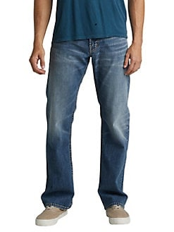 bf95e500 Men's Relaxed-Fit Jeans: Boot Cut & More | Lord + Taylor