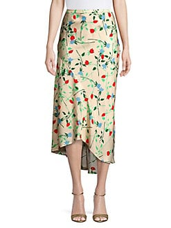 2fff11ff3e2 QUICK VIEW. CMEO COLLECTIVE. Floral Sectional Skirt