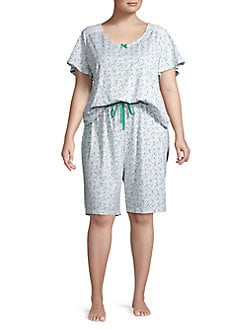963d07b47c3 Women - Extended Sizes - Plus Size - Pajamas