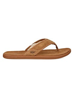 d708e80bd58d QUICK VIEW. Ugg. Seaside Suede Flip-Flops