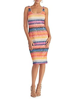 e809700c1b QUICK VIEW. RACHEL Rachel Roy. Multicolored Sequin Sheath Dress