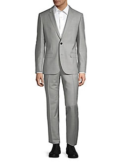 c422df7dc5c QUICK VIEW. HUGO. Henry Griffin Sharkskin Wool Suit
