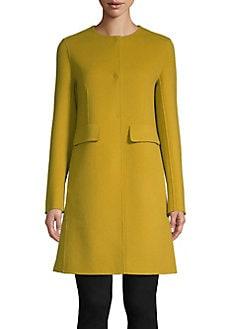 dab21e138a73 Womens Wool Coats: Long Peacoats & Winter Coats | Lord + Taylor