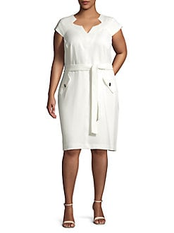 cheaper 2825e a082c Plus-Size Cocktail Dresses   Formal Dresses   Lord + Taylor