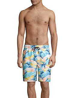 01a0e40b69 QUICK VIEW. SURFSIDESUPPLY. Rainbow Wave Printed Board Shorts