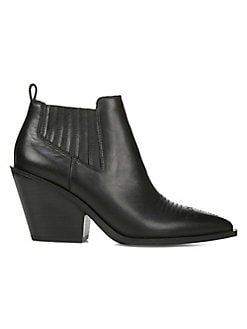 24a2c23fd4 QUICK VIEW. Franco Sarto. Cavallarie Heeled Leather Booties