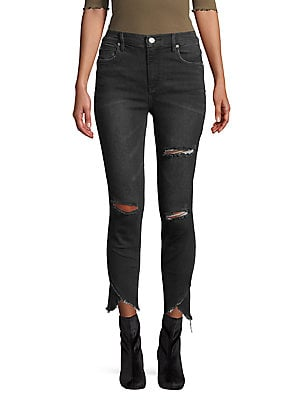 845cee1487d Free People - Sunny Mid-Rise Skinny Jeans - lordandtaylor.com