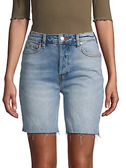 6086dad66b3 Women s Shorts  High-Waisted