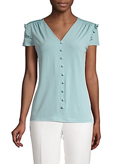 682ca8a11f3 Designer Women's Blouses   Lord + Taylor
