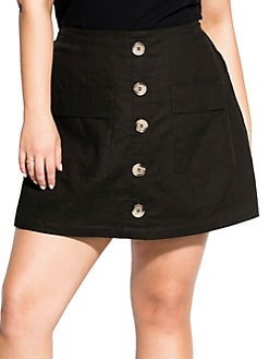 9135e43890 Plus Size Shorts & Skirts | Lord + Taylor
