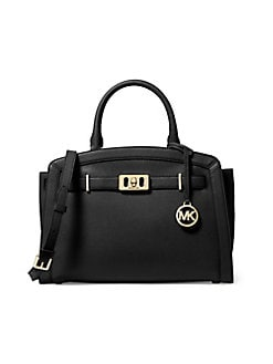 4ec83e9799a5c4 QUICK VIEW. MICHAEL Michael Kors. Large Karson Leather Satchel