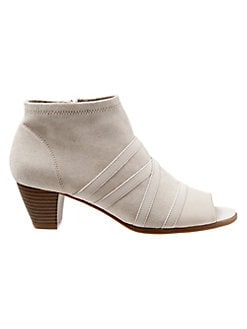 e93d1fbbebff Marris Crisscross Booties BEIGE. QUICK VIEW. Product image