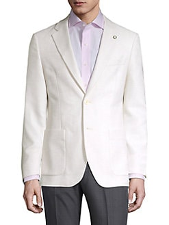 872ad143f84 Classic Notch-Lapel Sportcoat WHITE. QUICK VIEW. Product image