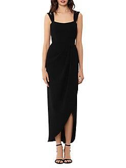 775b948bd7 QUICK VIEW. Xscape. Double Strap Wrap Gown
