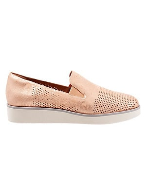 SoftWalk - Whistle Perforated Leather