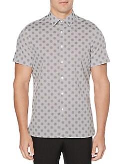 f31e4fd6d Men - Clothing - Casual Button-Down Shirts - lordandtaylor.com
