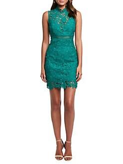 adb4188de40 QUICK VIEW. Bardot. Eleni Lace Dress