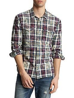 e8cfc3596 Men - Clothing - Casual Button-Down Shirts - lordandtaylor.com