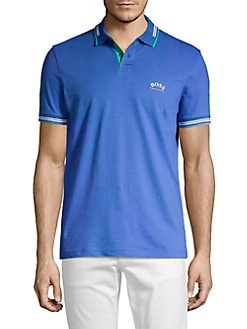 537827bc Men's Polo Shirts | Lord + Taylor