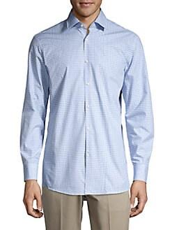 2530268f0e Men - Clothing - Casual Button-Down Shirts - lordandtaylor.com