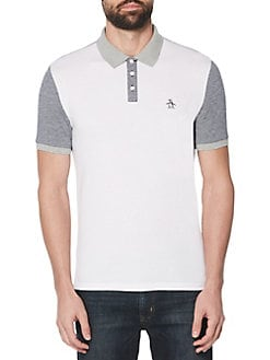 9bdf6bfd2 Men's Polo Shirts | Lord + Taylor