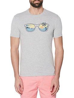 781253993 QUICK VIEW. Original Penguin. Tropical Sunglasses Graphic Tee