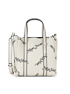 e647f56ce QUICK VIEW. Marc Jacobs. Logo Leather Tote