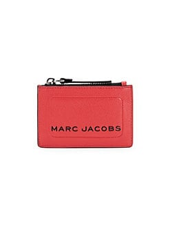 ed934ec05 QUICK VIEW. Marc Jacobs. Logo Leather Wallet