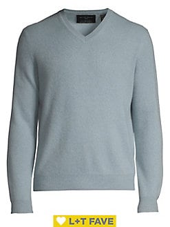 The Mens Store Mens Raisin Shawl Neck Sweater XX Large