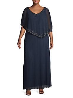 d255490e7b35 Women - Extended Sizes - Plus Size - Dresses & Jumpsuits - Evening ...