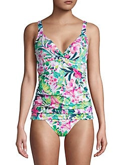49bf3af968484 Tankini Tops: Bandeau, Halter & More   Lord & Taylor